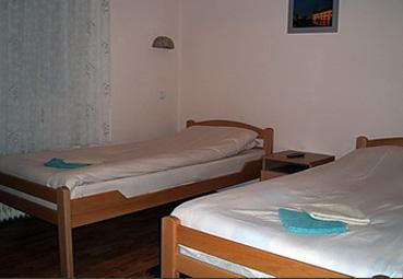 Prenoćište Novi Sad - Dvokrevetne sobe