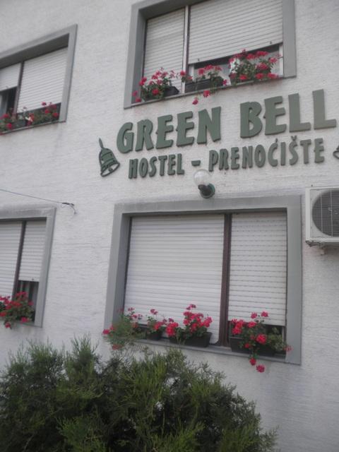 Prenoćišto Zeleno Zvono Novi Sad
