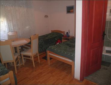 Trokrevetne sobe u Novom Sadu